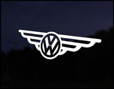 BMW VW Mini Logo Car Decal Sticker JDM Vehicle Bike Bumper Graphic Funny
