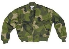 Swedish Army m90 MILITARY MIMETICO petroliere Giacca Jacket giacca giubbotto 3xl