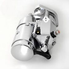 2.0 KW STARTER CHROME INDIAN CHIEF CLASSIC DELUXE VINTAGE ROADMASTER 2002-2003