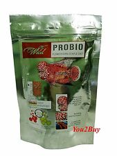 Wild Flower Horn Fish Food - 100gm - ProBio Color Plus Shape - Aquarium Fishtank