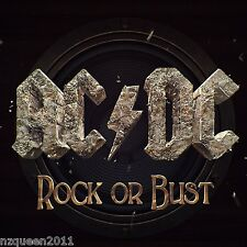 AC/DC - Rock Or Bust (2014) [Audio CD] Back in Business! * NEU & OVP *
