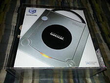 Nintendo GameCube Limited Edition Platinum Silver Console NTSC VGA 85 Brand New