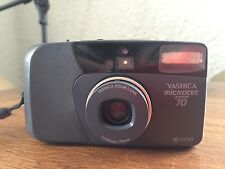 Yashica Microtec 70 Zoom, 35mm Film Camera