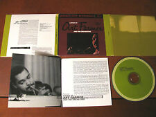 LISTEN TO ART FARMER and the ORCHESTRA- CD- limited Elite edition Verve- 1997