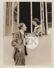 ROMEO ET JULIETTE Leslie HOWARD Shakespeare Norma SHEARER CUKOR Photo MGM 1936