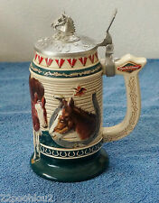 2000 Budwiser Anheuser Bush Collectors Club Beer Stein