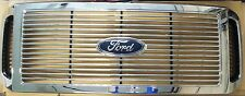 2005 06 07 Ford Harley Chrome Grille Grill F250 F350 F450  Excursion 05 Only