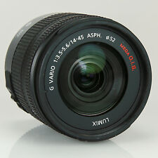 Panasonic Lumix G Vario 14-45mm f/3.5-5.6 ASPH/MEGA O.I.S. Micro Four Thirds Len
