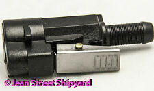 Mercury Mariner Outboard Male Fuel Connector Fitting 3/8 in Barb Seachoice 20531