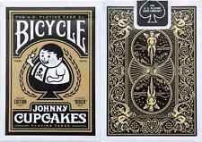 Bicycle Johnny Cupcakes 2nd Edition Playing Cards - Limited Edition - SEALED