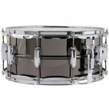 Ludwig * GRATIS UK & EU Shipping * Black Beauty 6.5 SUPRA OTTONE rullante tamburo lb417