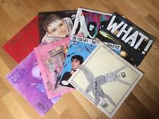 "Soft Cell - The Collection - 8 X12"" Singles Collection - Superb Set"