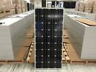 165 Watt 12 Volt Solar Panel, Battery Charging Off Grid RV Boat High Efficiency