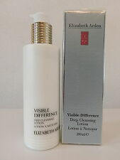 Elizabeth Arden Visible Difference 200 ml Deep Cleansing Lotion