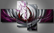 New Modern Hand abstract Huge Art Decor wall Canvas Oil Painting (No Frames)