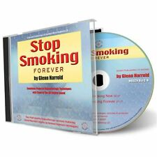 Stop Smoking Forever CD - By GLENN HARROLD