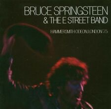 "BRUCE SPRINGSTEEN ""HAMMERSMITH ODEON ´75"" 2 CD NEUWARE!"