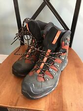 Salomon Ortholite Men's Outdoor Hiking Boots Size 11.5 US Preowned $$REDUCED!!