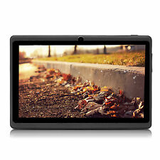 "iRULU X1 7 "" Neuvo Negro Tablet PC Google Android 4.4 Quad Core 16GB HD WIFI"