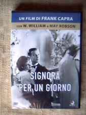 Signora per un giorno - Film DVD NUOVO SIGILLATO GY-2