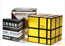 ShengShou 3X3X3 Mirror Rubik's Cube Ultra-smooth Cube puzzle children toys
