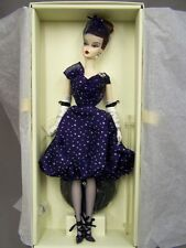 Parisienne Pretty Fashion Model Collection Silkstone Barbie Doll Tissued Box