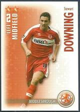 SHOOT OUT 2006-2007-MIDDLESBROUGH-STEWART DOWNING