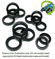 New KTM 50 SX 2007 (50 CC) - Hi-Quality Fork Seal Set Oil Seals
