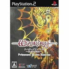 Used PS2 Wizardry Gaiden: Prisoners of the Battles   Japan Import