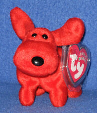 TY ROVER the DOG JINGLE BEANIE BABY - MINT TAGS