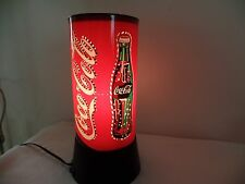 Coca Cola Revo1ve Vogue Lamp NIB