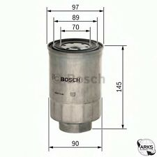 BOSCH Car Fuel Filter 1457434281