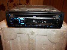 SONY mex-bt2500. car stereo cd radio player mp3,aux in,Bluetooth.