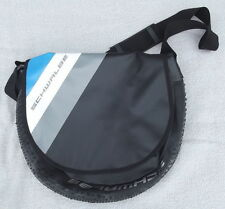 NEW Schwalbe Messenger Bag made from Recycled Bike Tyre Courier Commute Shoulder