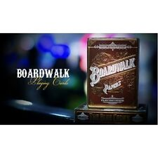Boardwalk Deck by The Blue Crown Playing Cards