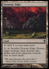 MTG TECTONIC EDGE - POOR++/ROVINATA FAGLIA TETTONICA - WWK - MAGIC