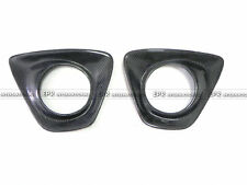 For Hyundai Veloster Carbon  Rear Fog Light Cover Gamma TCi GDi MPi Turbo Only