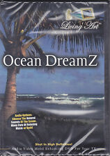 Living Art - OCEAN DREAMZ NEW DVD Relaxation Therapy & Positive Mood Enhancement