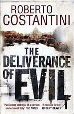 The Deliverance of Evil by Anders Roslund, Roberto Costantini (Paperback, 2014)