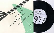 """Fast Cars -Here We Are Today 7"""" JAPAN PRESS Chords Power Pop Mod Powerpearls KBD"""