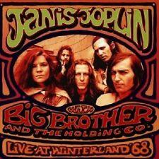 "JANIS JOPLIN ""JANIS JOPLIN LIVE AT WINTERLAN"" CD NEU"