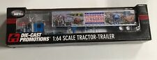 DCP 2009 Walcott Truckers Jamboree I80 International Lonestar W/Trailer 1/64 NIB