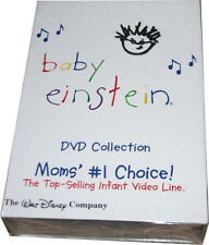 BABY EINSTEIN * DVD Collection Disney 26-disc Box Set NEW