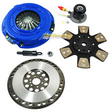 FX SD STAGE 3 CLUTCH KIT+SLAVE+RACE FLYWHEEL CAMARO Z28 FIREBIRD TRANS AM LS1