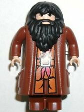 LEGO 4754 - Harry Potter - Hagrid (Light Flesh, Moveable Hands) - Mini Figure