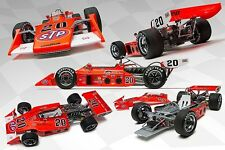 REPLICARZ 93 GORDON JOHNCOCK STP OFFY EAGLE INDY 500 VINTAGE USAC RACE CAR 1:18