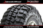 (New) 33x12.5 R15 Couragia M/T Federal Tyres - Inc Fitting