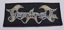 finntroll EMBROIDERED  PATCH