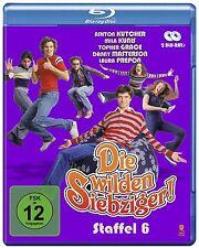 Die wilden Siebziger! - Die komplette Staffel 6 auf 2 Blu Rays NEU+OVP
