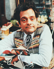 SIR DAVID JASON Signed 10x8 Photo OPEN ALL HOURS & ONLY FOOLS AND HORSES COA
